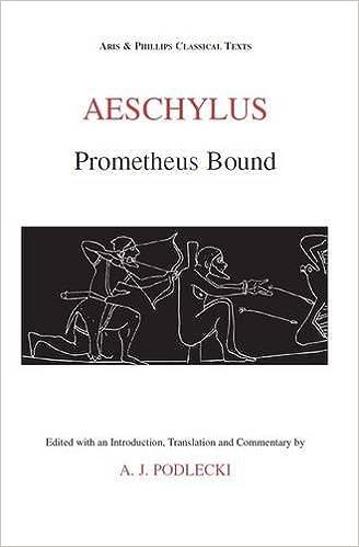 Book Aeschylus: Prometheus Bound (Classical Texts)