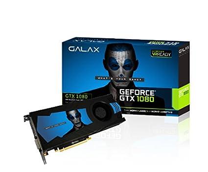 GALAX 80NSJ6DHK5VK GeForce GTX 1080 8GB GDDR5X - Tarjeta ...