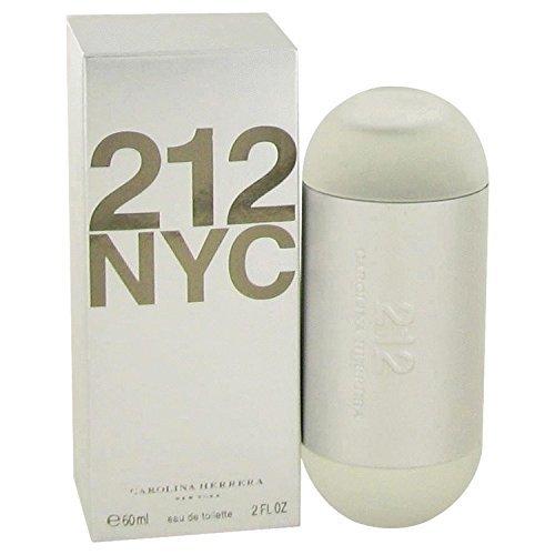 (Carolina Herrera Beauty Gift 212 Perfume 2 oz Eau De Toilette Spray for Women (New Packaging))