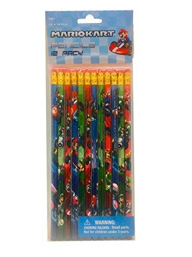 Innovative Designs Mario Kart School Pencils - 12 -