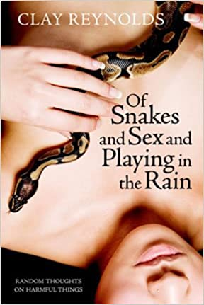 In playing rain sex snake