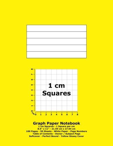 graph-paper-notebook-1-cm-squares-85-x-11-2159-cm-x-2794-cm-100-pages-50-sheets-white-paper-page-num