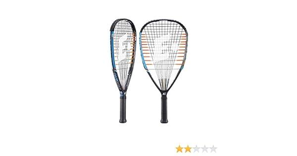 E fuerza Darkstar 160 raquetbol raqueta, agarre 3 15/16: Amazon.es ...