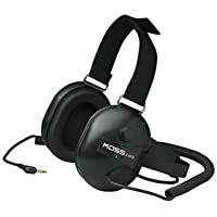 KOSS KOSS SCANNER HEADPHONE BLACK / QZ5 /