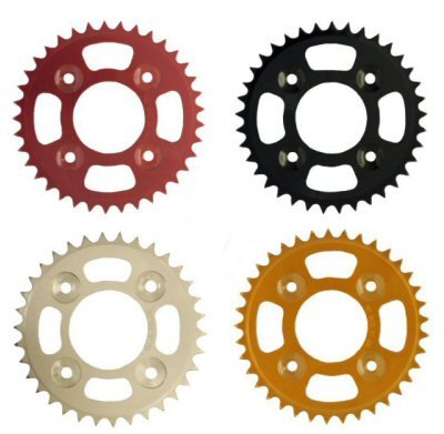 PBI Sprockets Aluminum Honda Grom Rear Sprocket ()