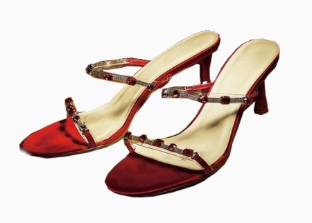 Sandali rosso Donna fashion Rosso Young nfw1zqHFFO