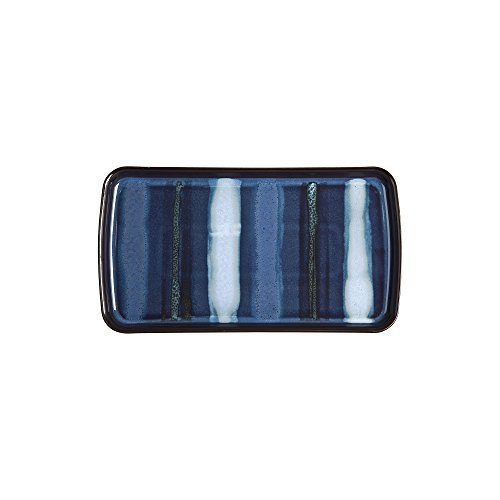 Denby Peveril Collection Stoneware Rectangular Accent Dish