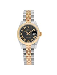 Rolex Datejust Automatic-self-Wind Female Watch 179161 (Certified Pre-Owned)