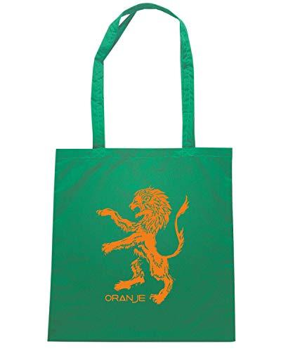 Verde NETHERLANDS Shirt Shopper ORANJE WC0508 Speed Borsa qftwX
