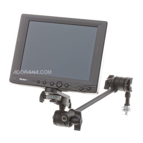 Ikan PT1000 Portable Teleprompter Kit (Black) by Ikan