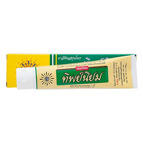 Aquafresh Whitening Trays (10 PCS Toothpaste Tipniyom Herbal Thai Healthy Whitening Reduce Bad Breath Coffee Tobacco Stains)
