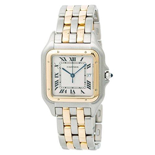 Cartier Panthere de Cartier Quartz Mens Watch 187957 (Certified Pre-Owned)
