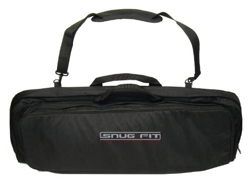 Sportsman's Outdoor Products Snugfit Tactical Gun Case Black (Mixed Color, 42-Inch/Single) by Sportsman's Outdoor Products