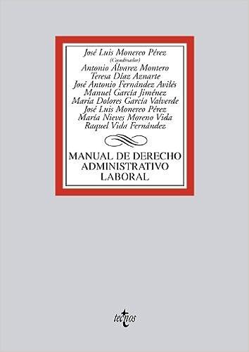 Manual de derecho administrativo laboral Derecho ...