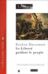 Book's Cover ofEugène Delacroix : La Liberté guidant le peuple