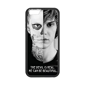 Onshop Custom Evan Peters Phone Case Laser Technology for iPhone 6 4.7 Inch by mcsharks