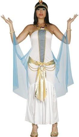 Disfraz de Egipcia Isis para mujer: Amazon.es: Juguetes y juegos