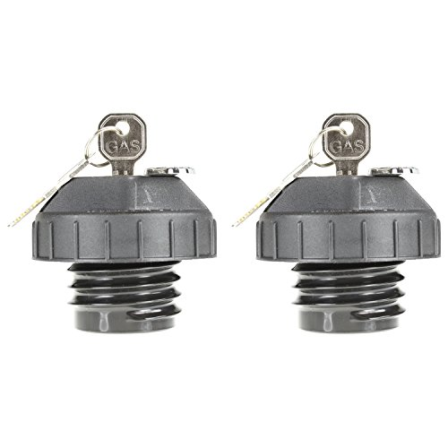 ACDelco 12F3PLA Professional Locking Fuel Tank Caps Keyed Alike (Pack of ()