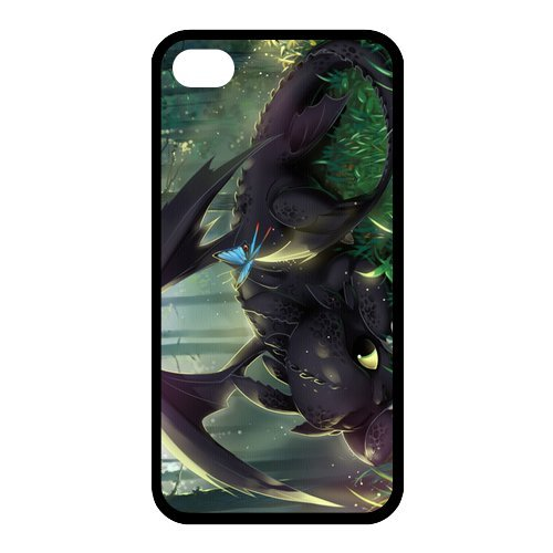 Price comparison product image Customize How To Train Your Dragon Back Case for iphone 4, 4S JN4S-1086