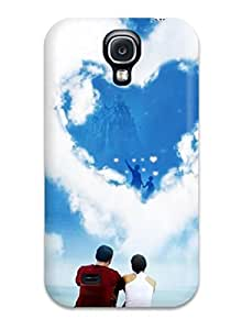 For Galaxy Case, High Quality Love For Galaxy S4 Cover Cases