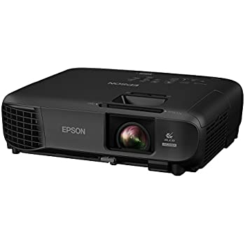 Epson Pro EX9220 1080p+ WUXGA 3,600 lumens Color Brightness (Color Light Output) 3,600 lumens White Brightness (White Light Output) Wireless Miracast HDMI MHL 3LCD Projector (Renewed)