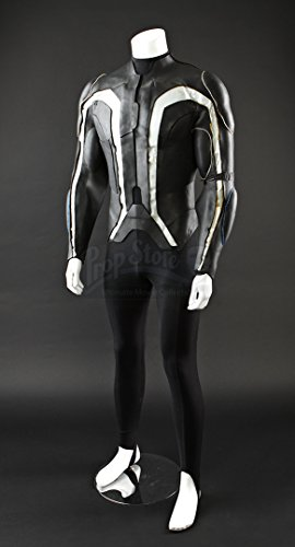 Original Movie Prop – Tron Legacy – Prototype Light-Up Program Suit – Authentic