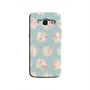 Cover It Up - Silver Star Pale Blue Galaxy J2 2016 Hard Case