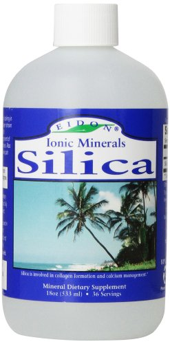 Eidon Silica Supplement, 18 Ounce