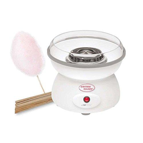 Clatronic - Macchina per la realizzazione di zucchero filato, mod. ZWM 3478 Ideale per la tua casa. CE-EUROPA