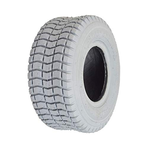 - AlveyTech 9x3.50-4 Pneumatic Mobility Tire with C203 Grande Knobby Tread