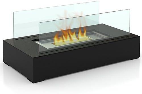 Chimenea de mesa (bioetanol Firefriend DF6500: Amazon.es: Hogar