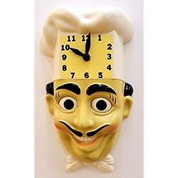 Animated Chef Luigi Clock