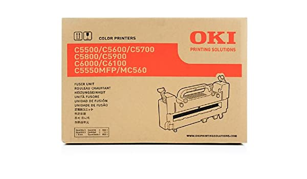 Fuser unit Original OKI 1x No Color 43363203 / C5600 for OKI ...