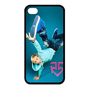 Customize Famous Singer Ross Lynch Back Case for iphone 4 4S JN4S-1963