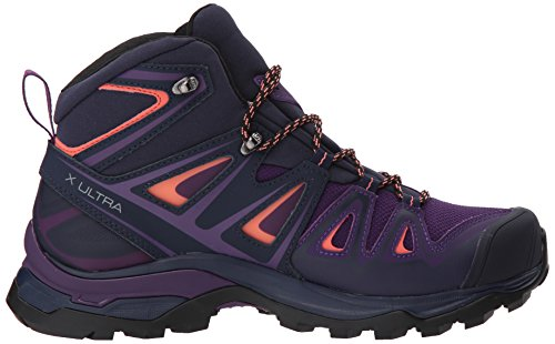 Pictures of Salomon Women's X Ultra 3 Mid GTX W Hiking Boot 401346 3