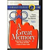 A Great Memory: Remember Everything You Hear, Read, and Study (Smart Audio)