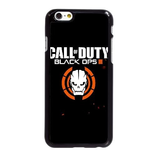 Call Of Duty black Ops F5S93D2MB coque iPhone 6 6S 4.7 Inch case coque black 15H334