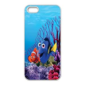 Finding Nemo cute fishes Cell Phone Case for iPhone 5S by icecream design