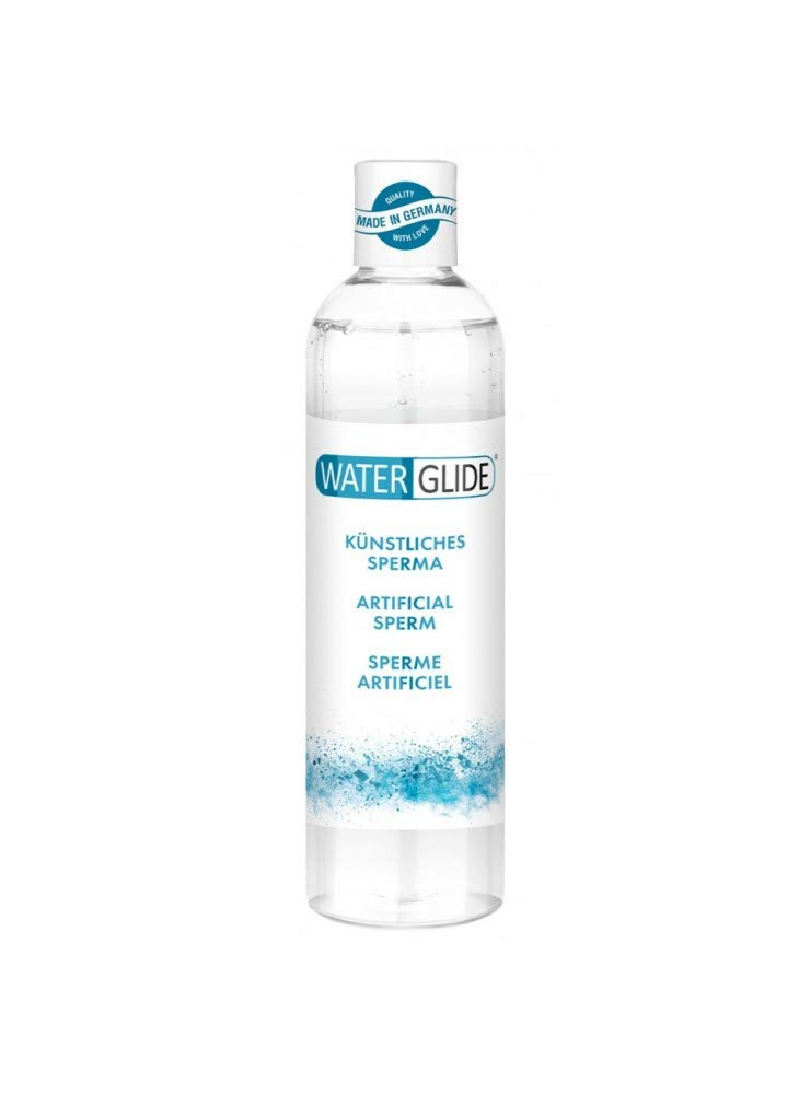 Waterglide lubricant | Excellent lubrication | Original look artificial  sperm | 300 ml: Amazon.co.uk: Health & Personal Care