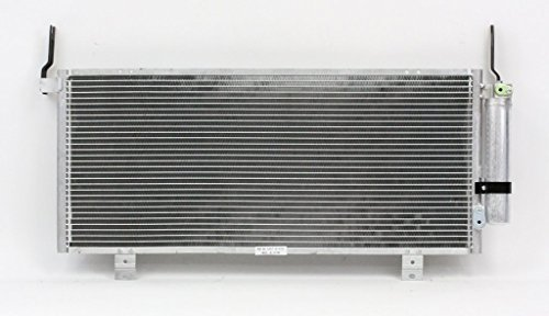 A-C Condenser - Pacific Best Inc For/Fit 3457 06-12 Mitsubishi Eclipse Coupe 07-12 Eclipse Spyder
