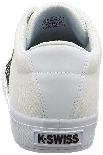 Noir Sport Bas Blanc Adultes Vulc Unisexe Tribunal Chaussures Noir K top De suisse Pro wqAYOO