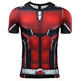 Super Hero Compression Sport T-Shirt Fitness Tee
