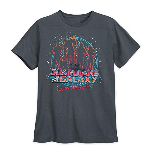 Marvel Guardians of The Galaxy Tee for Men Size Mens S Multi]()