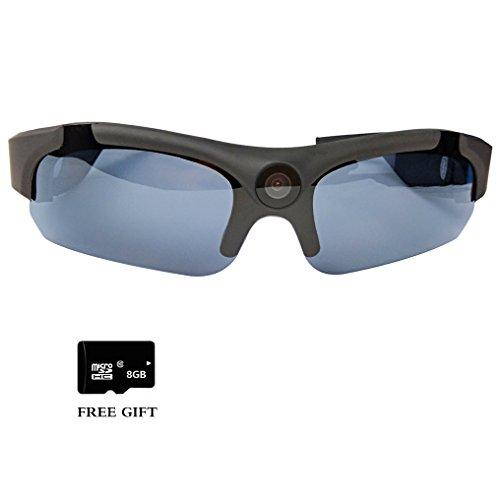 Sunglasses Video Recorder Camcorder HD 1080P Sunglasses - Video Reviews Hd Sunglasses