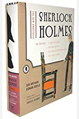 The New Annotated Sherlock Holmes: The Novels (Slipcased Edition)  (Vol. 3) Hardcover