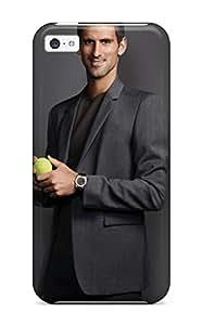 Shauna Leitner Edwards's Shop - New Novak Djokovic Pictures Protective Iphone 5c Classic Hardshell Case 3690353K91714568