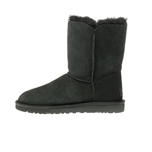 UGG W BAILEY BUTTON 5803W/BLK BLACK 37