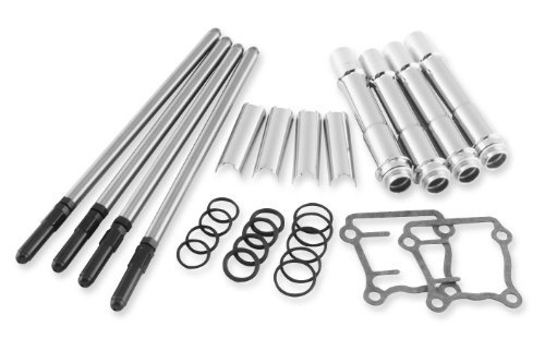 S&S Cycle Adjustable Pushrods Kit 93-5095 (Kit Rod Cover Push)