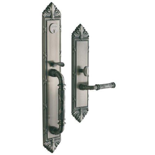 Baldwin Hardware Edinburgh Set Trim Front Door ()