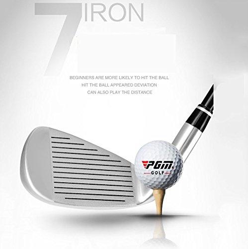 PGM Victor palos de golf # 7 hierro - Mango de grafito ...